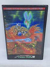 Elemental Master complet Sega Megadrive Japan Jpn