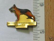 K-9 Police Dog Pin  German Shepherd Pin The Ending Of Schoenenbourg  (#01 dog)
