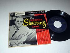 45 RPM EP w/JACKET The George Shearing Trio LONDON BEP-6031