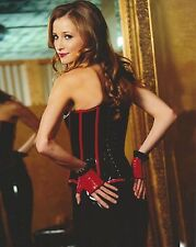 Candace Bailey 8x10 Photo Attack of the Show G4 AOTS Leather Dominatrix Picture
