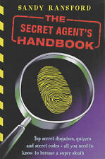 The Secret Agent's Handbook, Ransford, Sandy, Excellent Book