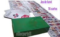 Jeu de Tarot 78 Cartes Jeu de Carte Société Poker