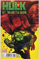 HULK Let the Battle Begin (2010) - One Shot - Back Issue