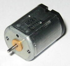 Mabuchi Mini Electric DC Motor - 1.5 VDC - 10000 RPM - 1.0mm Diameter Shaft