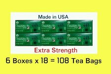6 BOXES, 3 BALLERINA TEA DIETERS DRINK WEIGHT LOSS DIET EXTRA STRENGTH 108 bags