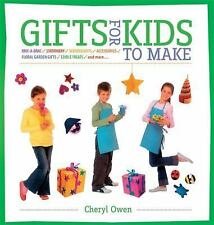 The Craft Library Gifts for Kids to Make-ExLibrary