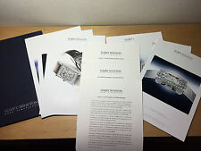 Used in shop - Press Release HARRY WINSTON - Basel 04 - French - For Collectors