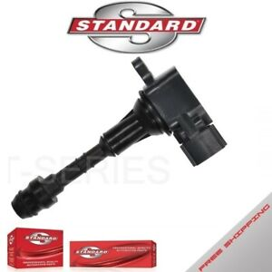SMP STANDARD Ignition Coil Plug for 2001-2003 INFINITI QX4 3.5L