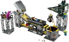 Lego 7596 Toy Story Trash Compactor Escape Complete Set With Manual