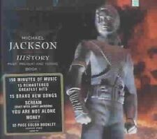 HIStory: Past, Present and Future, Book I by Michael Jackson (CD, Jun-1995, 2 Discs, Epic)