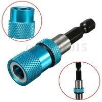 1/4'' Professional Hex Shank Screwdriver Magnetic Drywall Screw Bit Holder Tool