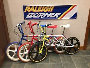 1980s Raleigh Burner Mk2 Restored