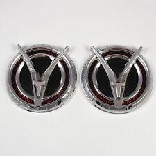 RX2 Antelope ,2x metal Pillar badges,New, for Mazda RX-2 Rotary Rotor Capella