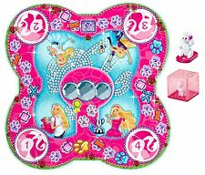 Barbie Board Game Puppy Pageant Dice Girls Toy Gift 5+ New