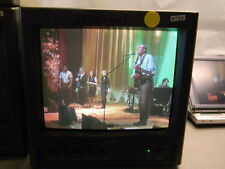 "JVC TM-A9U Broadcast 9"" Color Television Video Monitor"