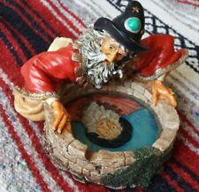1998 Wizard W.U.I. Summit Collection Resin Sculpture Figure Fantasy Dragon Magic