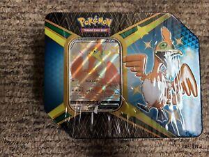 Pokemon Shining Fates Tin! Cramorant V Factory Sealed In Hand.