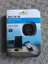 BELKIN F8Z492 Bluetooth Music Receiver with Power Supply Brand New Never Opened