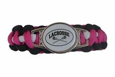 Lacrosse Bracelet - Lacrosse Jewelry, Perfect Gift for Lacrosse Players