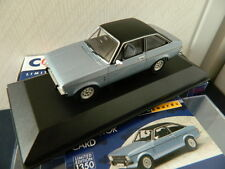 Vanguards Corgi VA12607A Ford Escort MK2 1.3 Ghia Astro Silver RHD