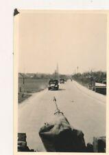 Foto, Krupp Protze mit leichtem Geschütz im Anhang (N)19447