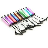 10x Metal Stylus Screen Touch Pen For iPhone IPad Tablet PC Samsung Tw