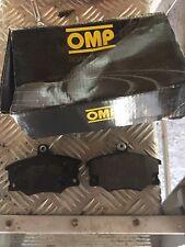 OMP Brake Pads - Front - Fiat Barchetta