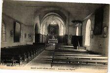 CPA  Mont-Saint-Pére (Aisne) - Intérieur de l'Eglise   (202037)