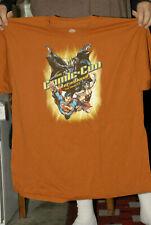 2010 SAN DIEGO COMIC CON DC COMICS T SHIRT BATMAN SUPERMAN XL NM+
