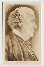1937 Portrait of Thomas Alva Edison