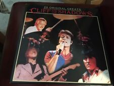 Cliff And The Shadows - 20 Original Greats vinyl album