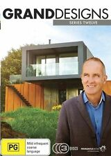 Grand Designs Series Season 12 DVD R4 New