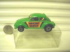 LESNEY MATCHBOX 1972 MB43B GREEN DRAGON WHEELS VW w4 DOT DASH WHEELS MINT PL BX*