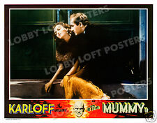 THE MUMMY LOBBY SCENE CARD # 8 POSTER 1932 ZITA JOHANN DAVID MANNERS
