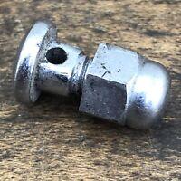 """Road Bike 1"""" Frame Clamp Shimano Huret W1 Details about  /Vintage Brake Cable Clip 1"""