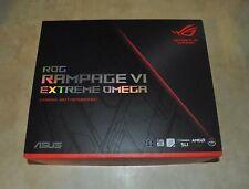 Asus ROG Rampage VI Extreme OMEGA LGA 2066 Intel X299 Ext ATX Motherboard