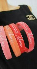 Authentic CHANEL No. 5 Eau EDP + Pantone Living Coral Rouge Coco Shine Bracelet