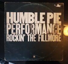 humble pie performance rockin the fillmore lp vinyl record
