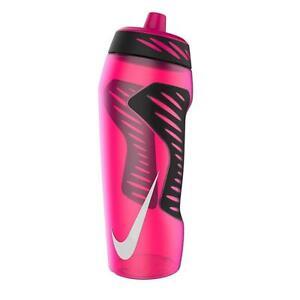 Nike Water Bottle Hyper Fuel 18oz 24oz 32oz Sports Fitness Gym Cycling Drinking