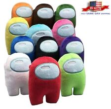 Among US Plush Plushies Toy Doll Game Imposter Role Soft Stuffed Figure Kid Gift