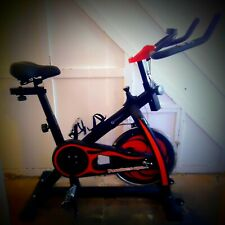 Pre-owned heavy duty aerobic Spinning Spin Exercise bike cardio machine keep fit