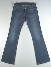 Lucky Brand Dungarees Jeans Size 0/25 Inseam 31 Style 81UYA60 Womens USA   1B1A8