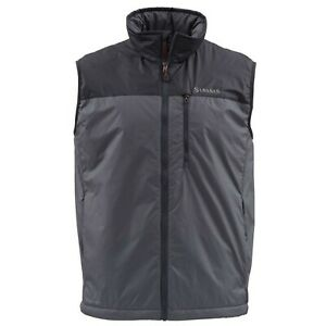 Simms Midstream Insulated Vest Anvil Size L Large Brand New W Tags Closeout