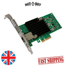 Intel Ethernet Converged Network Adapter X550-T1 - X550T1BLK