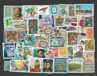 Austria 500 all different stamps collection-small - large