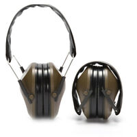 ABS Anti-noise Earmuffs Ear Protection Shooting Hunting Work Hearing Protector