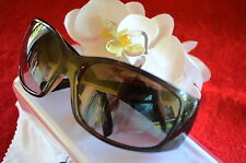 DKNY -  BROWN COLOR  WOMEN SUNGLASSES ( MADE in ITALY) WITH ORIGINAL  ETUI.