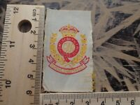 ROYAL ENGINEERS PATCH