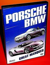 Great Marques: Porsche & BMW  DVD All Regions -  New & Sealed