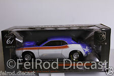 1/18 Highway 61 Dodge Challenger 392 Hemi Super Stock Concept red / white / blue